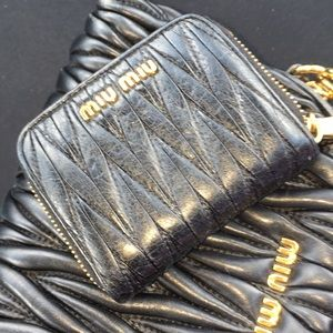 Authentic MIU MIU Wallet